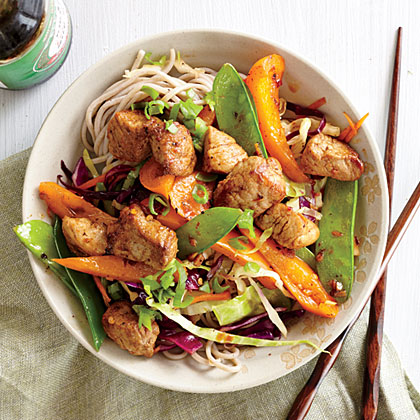 Smoky Pork Stir-Fry