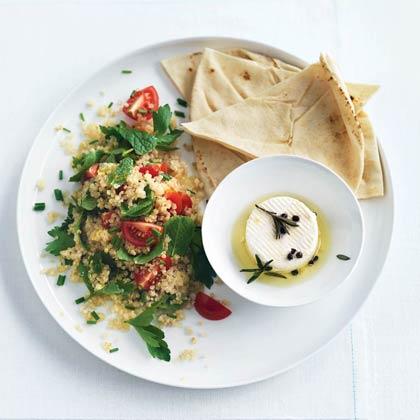 <p>Quinoa Tabbouleh</p>