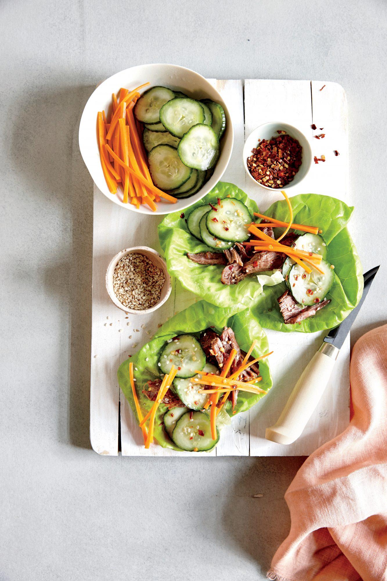 29 Lettuce Wrap Recipes