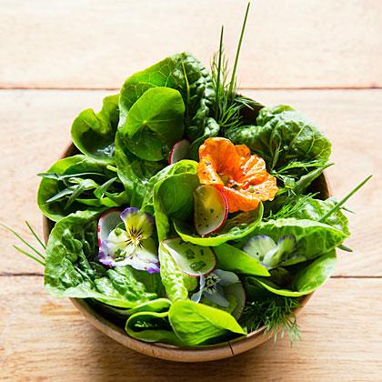 Garden Bouquet Salad Recipe Myrecipes