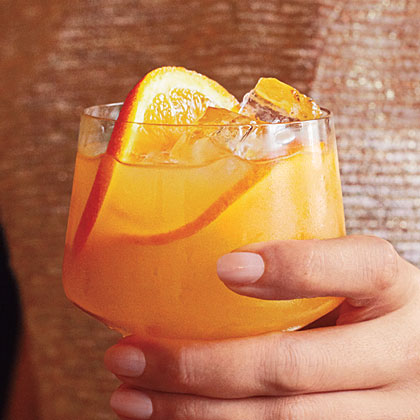 Whiskey Sour Punch Recipe Myrecipes