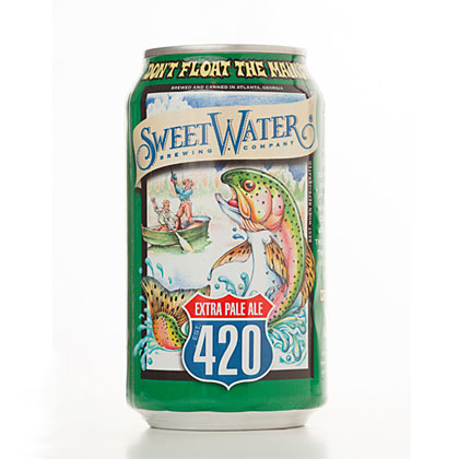 SweetWater Brewing CompanyCity: Atlanta, GeorgiaSchool: Georgia State UniversityWhat to Drink: 420 Extra Pale AleCheck it Out: 195 Ottley Dr NE: http://sweetwaterbrew.com/