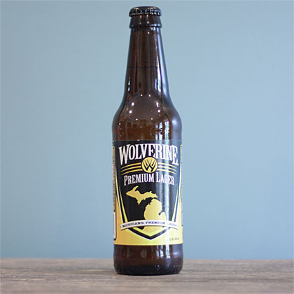 Wolverine State Brewing CompanyCity: Ann Arbor, MichiganSchool: University of MichiganWhat to Drink: Wolverine Premium LagerCheck it Out: 2019 W. Stadium: http://wolverinebeer.com/