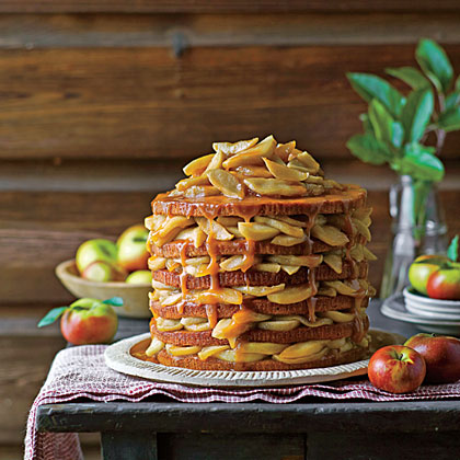 Cake of the Week: Apple Stack Cake