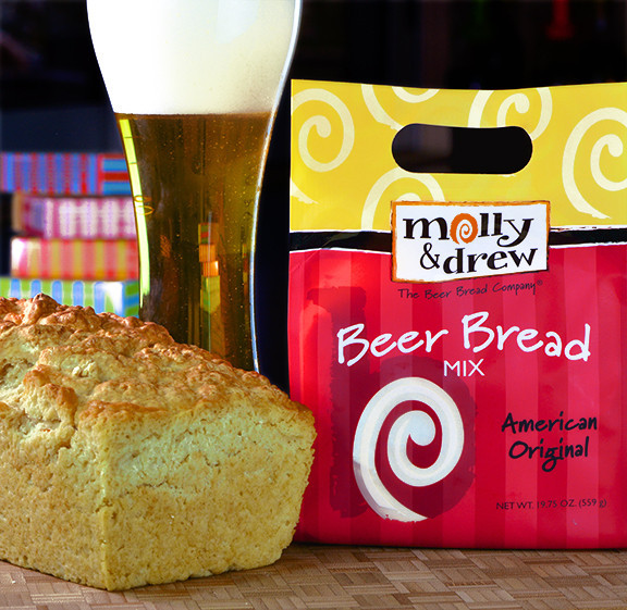 Photo: Molly and Drew Beer Bread Company