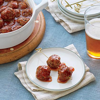 Party Perfect Meatballs Recipe