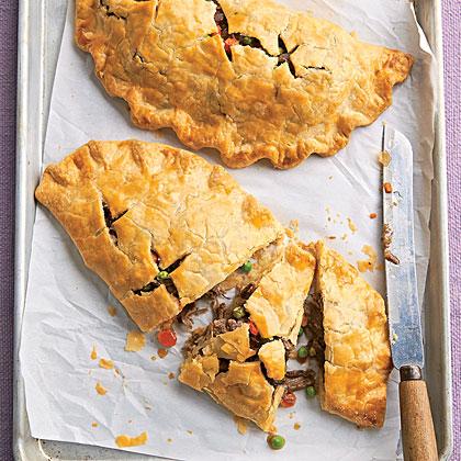 Shepherd's Pot Roast Pies