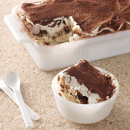 Angel Food Cake Tiramisu