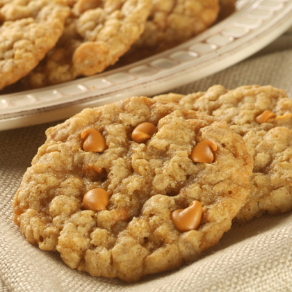 Oatmeal Scotchies Recipe | MyRecipes Oatmeal Butterscotch Cookies