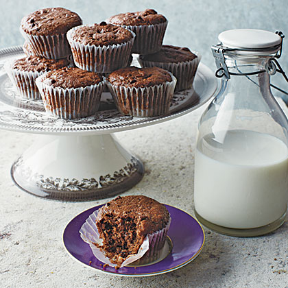 Chocolate Muffins RecipeWhether or not your family requires a gluten-free diet, chocolaty muffins stuffed to the brim with chocolate mini chips are always a hit.