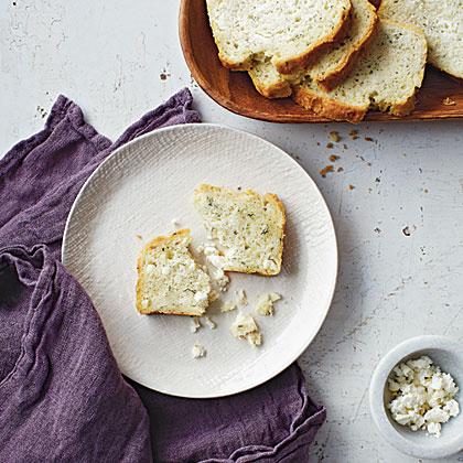 Feta and Dill Quick Bread