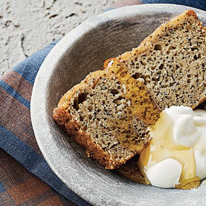 Lemon-Poppy Seed Bread