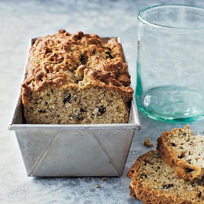 Mediterranean Olive Quick Bread