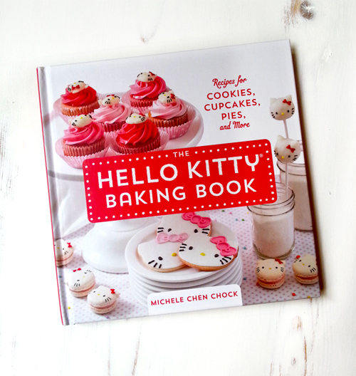 Hello Kitty Baking Book Review & Red Apple Cupcakes