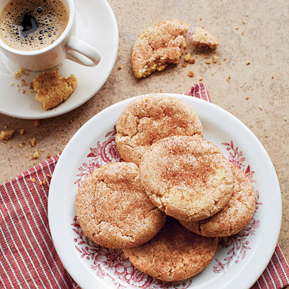 Serve these spiced cookies during the holidays with a mug of hot cocoa or anytime you're craving a tasty cinnamon treat.Snickerdoodles Recipe