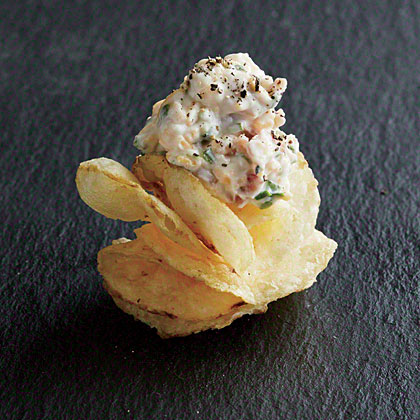 Cheddar-Bacon-Chive Dip