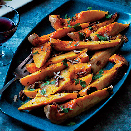 Honey-Roasted Butternut Squash