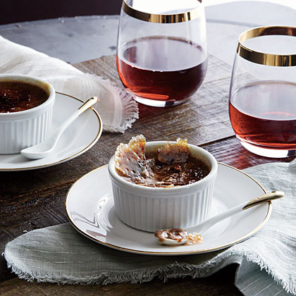 Milk Chocolate Crème Brûlée