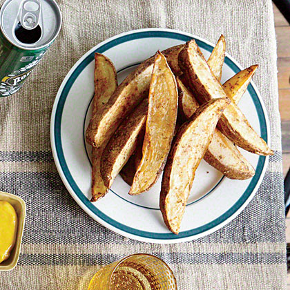 ck-Spiced Oven Fries