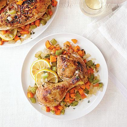 Culinary School Chicken