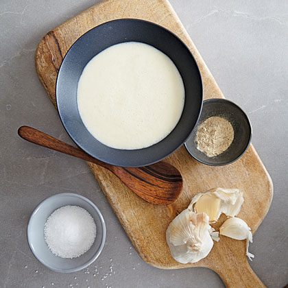 Garlic Cream