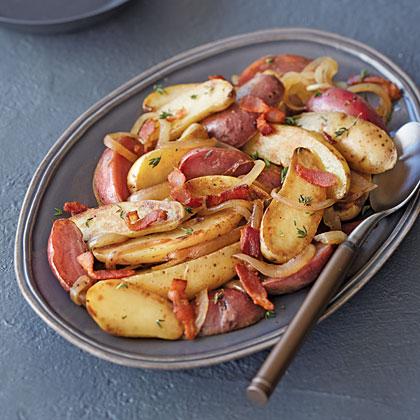 Potatoes Boulangere