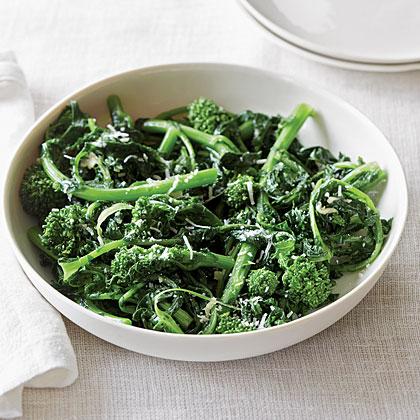 Spicy Broccoli Rabe Bruschetta Recipes — Dishmaps
