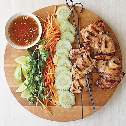 Thai Street Chicken