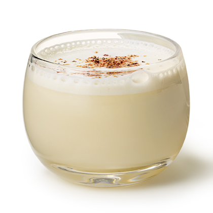 Not-So-Naughty Egg Nog Recipe