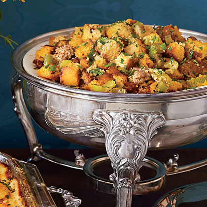 Chorizo-and-Cornbread Dressing