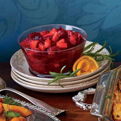 New-School Cranberry Salad