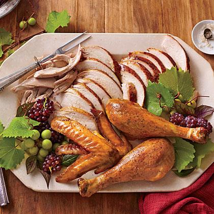 Smoked Self-Basting Turkey