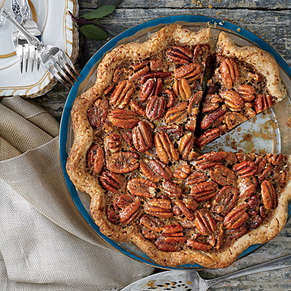 sl-Tennessee Whiskey-Pecan Pie