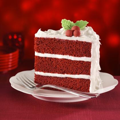 Red Velvet Cake With Cream Cheese Frosting Recipe Myrecipes