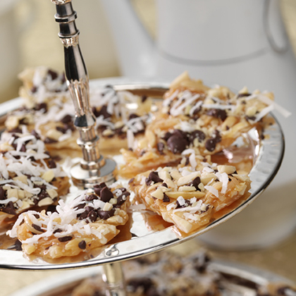 Almond-Coconut Toffee