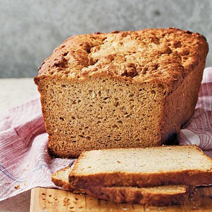 Whole-Grain Honey Bread