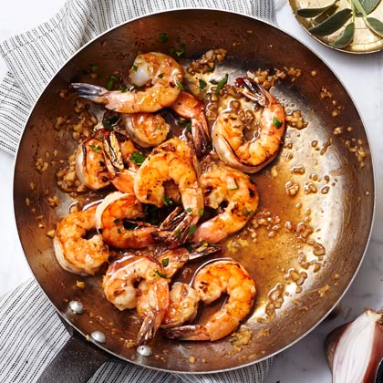 Shrimp with Garlic and Smoked Paprika