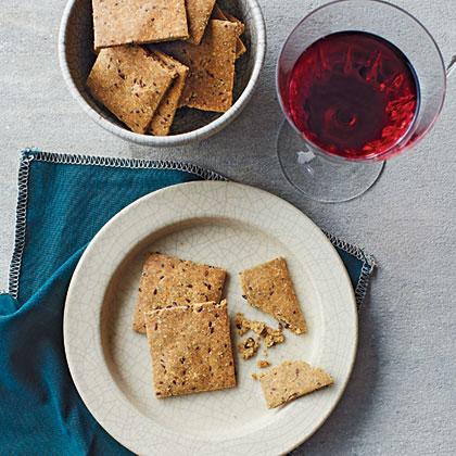 Whole-Grain Crackers