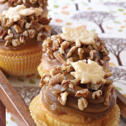 Cake of the Week: Pecan Pie Cupcakes