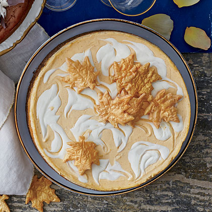 Cake of the Week: Pumpkin Cheesecake