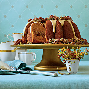 Cake of the Week: Cranberry-Apple-Pumpkin Bundt