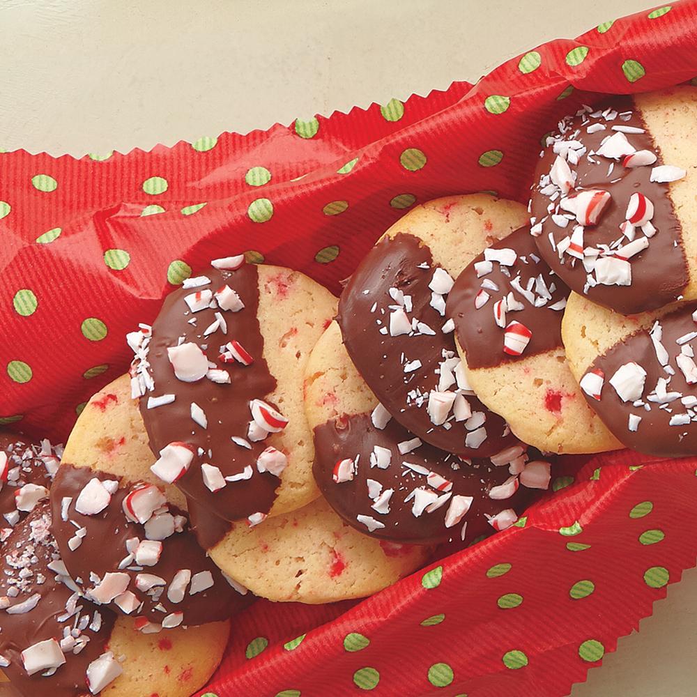 Peppermint Cookies