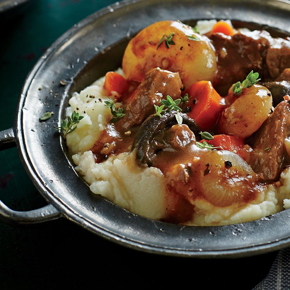 ck-Fluffy Mashed Potatoes Image