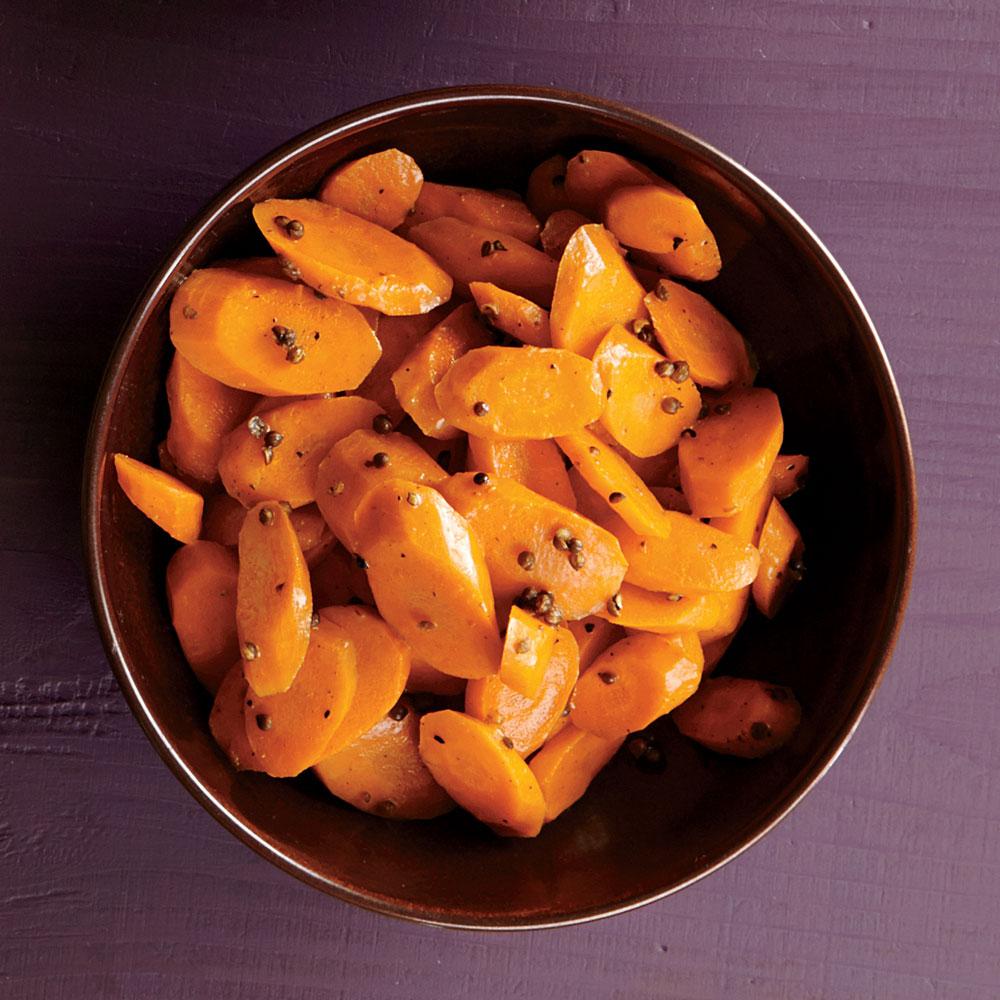 Coriander Carrots