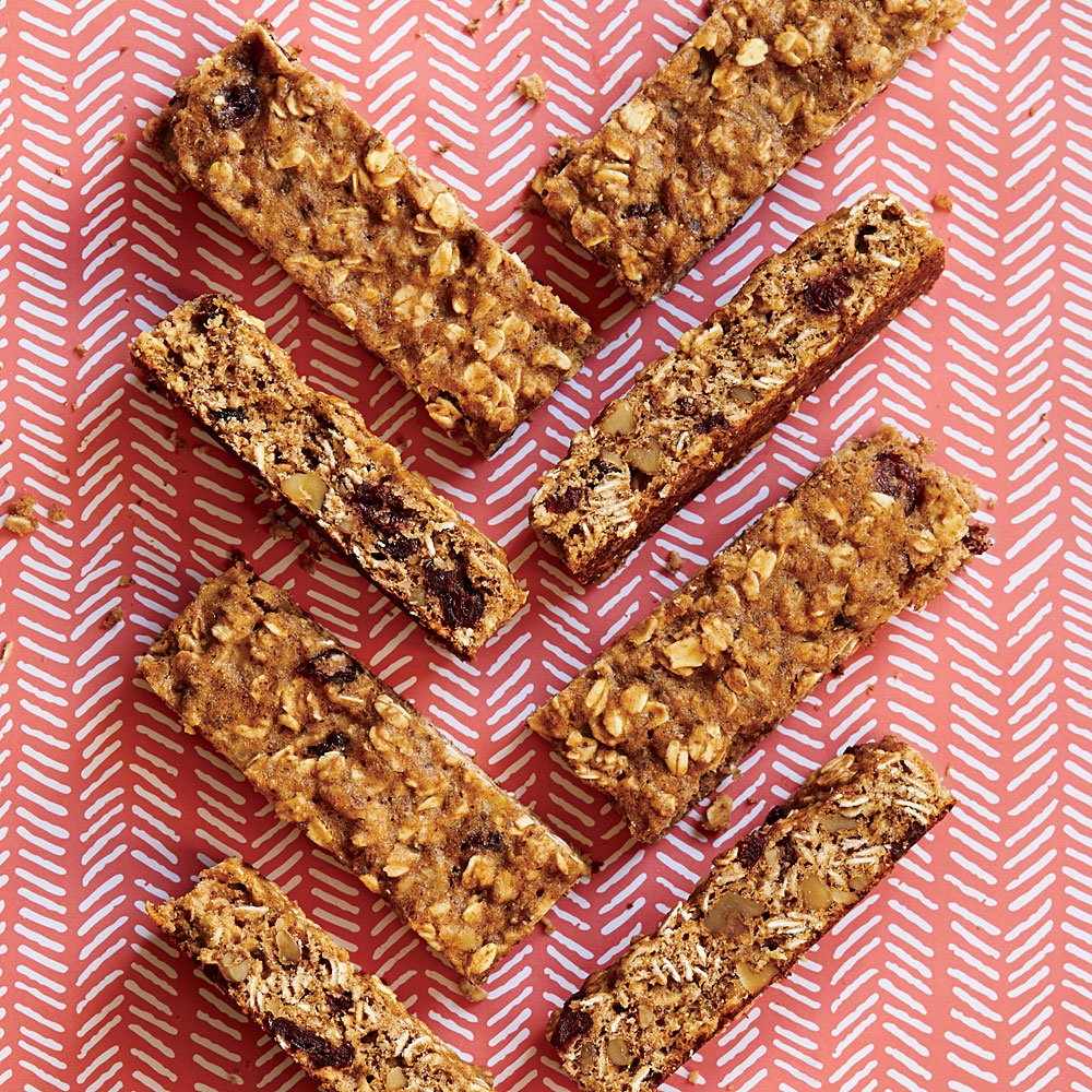 Whole-Grain Breakfast Bars