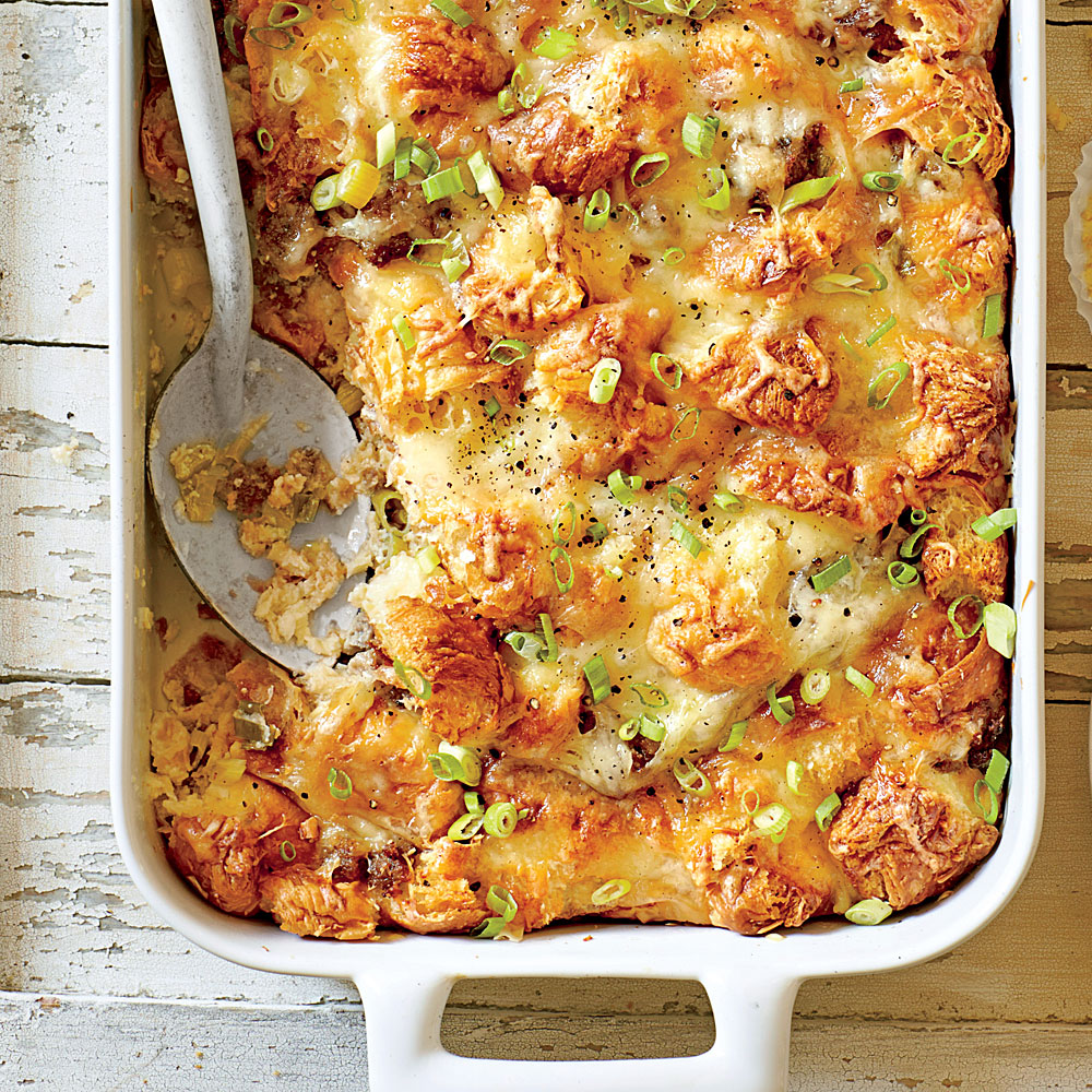 Do Ahead Egg And Sausage Bake: Our Favorite Breakfast Casseroles For Your Next Weekend