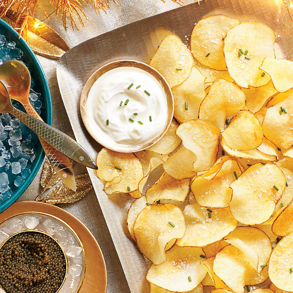 Find recipes for quick, easy party appetizers and hors d'oeuvres that take 20 minutes or less from start to finish.