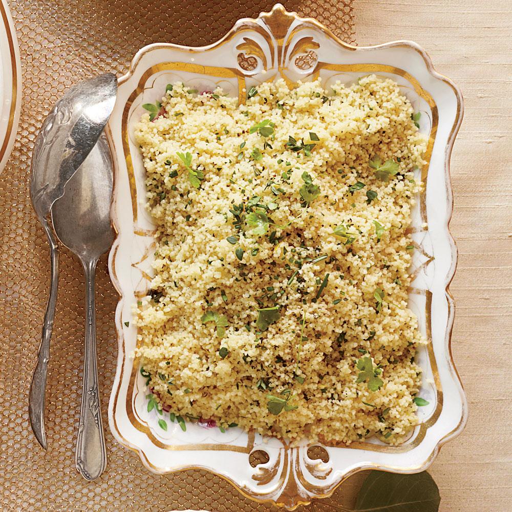 Herbed Couscous