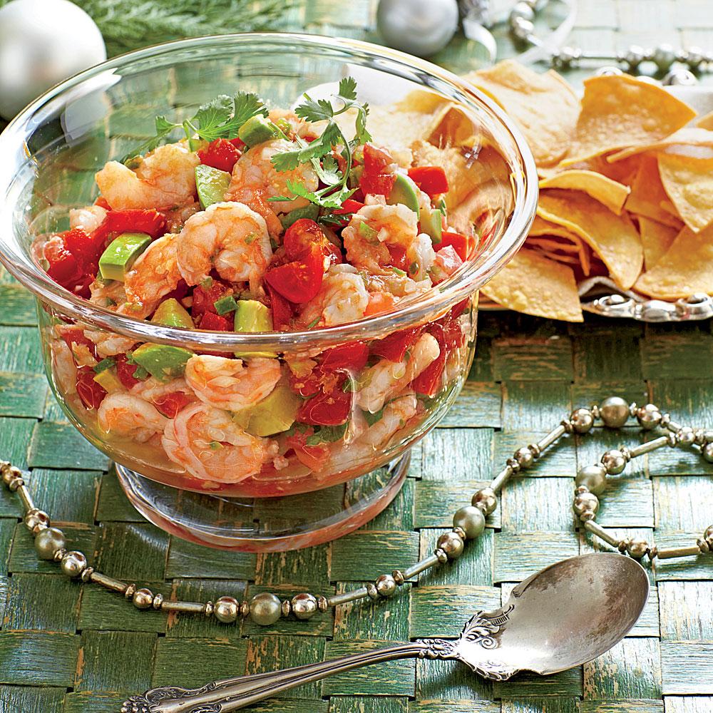 Cocktail shrimp cocktail