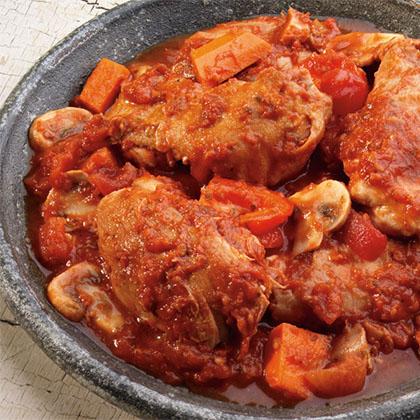 Rustic Italian Chicken